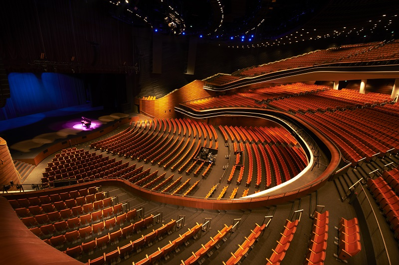 The Star Performing Arts Centre (Star PAC), a renowned theater venue in Singapore, has expanded its intercom capabilities with Riedel's Bolero integrated wireless intercom.