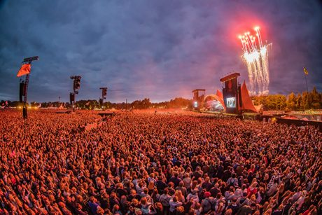 The partnership between Meyer Sound and the Roskilde Festival extends beyond supplying equipment and technical expertise, also fostering a close-knit community where education and audio/acoustics research are carried out by teams of professionals and student volunteers.