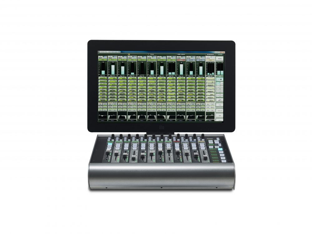 SSL Remote Tile with Solsa