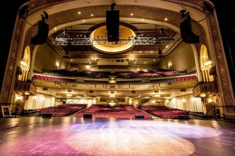 The Santander Performing Arts Center, this vintage facility is home to the Reading Symphony Orchestra and hosts numerous events which have included acts such as Willie Nelson, Alice in Chains, Jerry Seinfeld, David Copperfield, Melissa Etheridge, and many more.