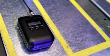 Sennheiser mini-bodypack for Digital 6000 wireless mic system