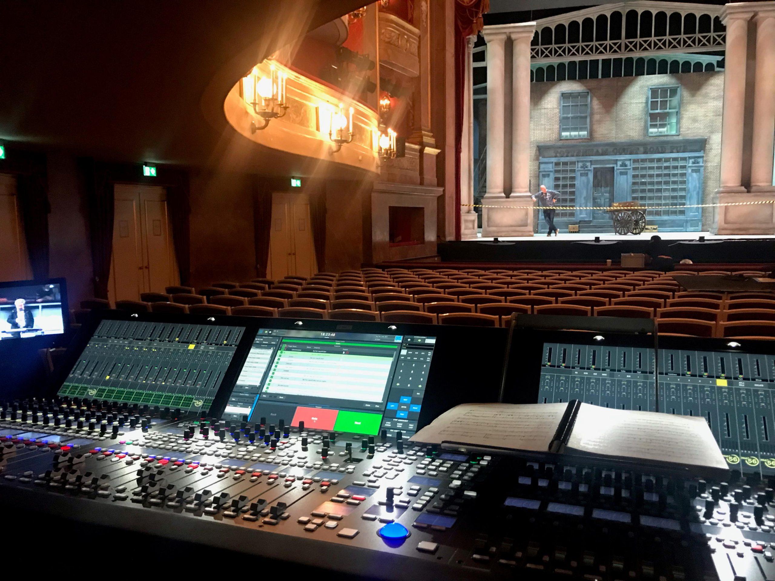 Munich's Gärtnerplatztheater enters the IP world with Lawo mc²56 MKIII and A__UHD Core Technology
