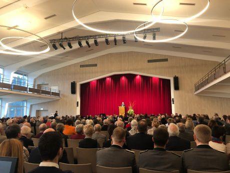 Stadthalle Schmallenberg Opening