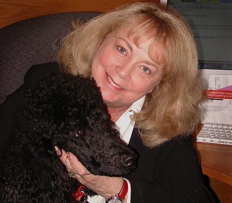 Susan Morgan, co-owner of Morgan Sound