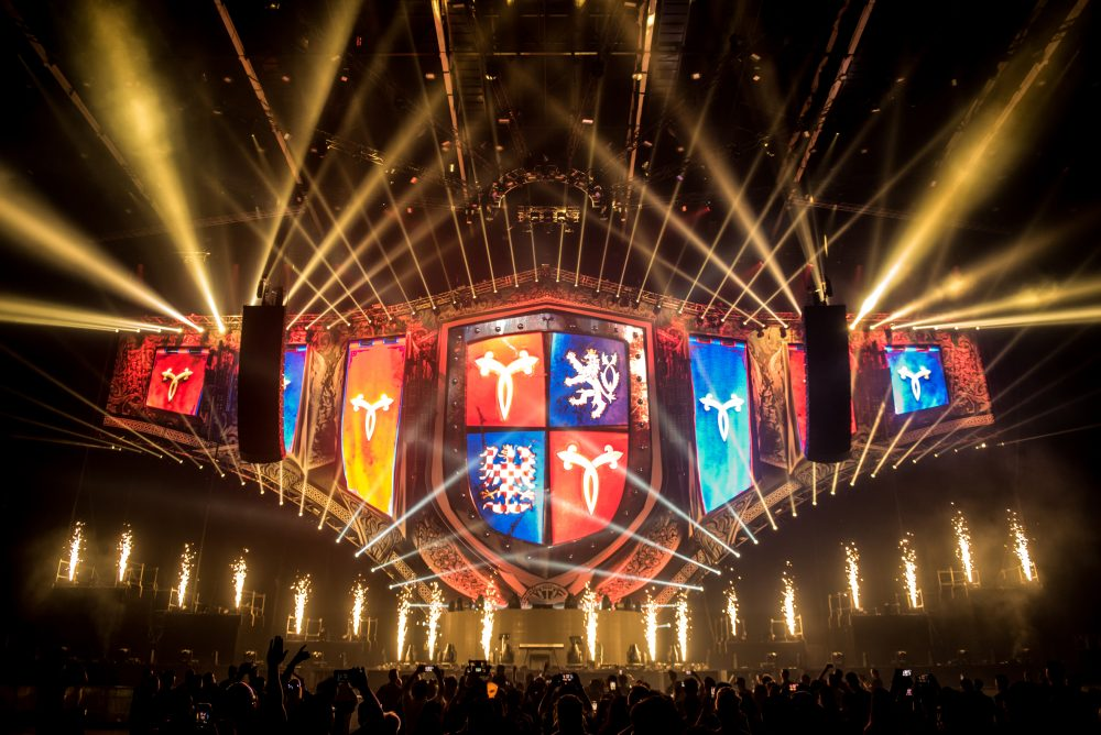 Transmission Festival Asia returned to Bangkok in 17 March, bringing with it a frenzy of EDM - mixed by world-renowned DJs and delivered with the help of a Funktion-One sound system.
