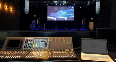 The new Live House theater recently took delivery of & installed a NEXO M10/Yamaha CL5