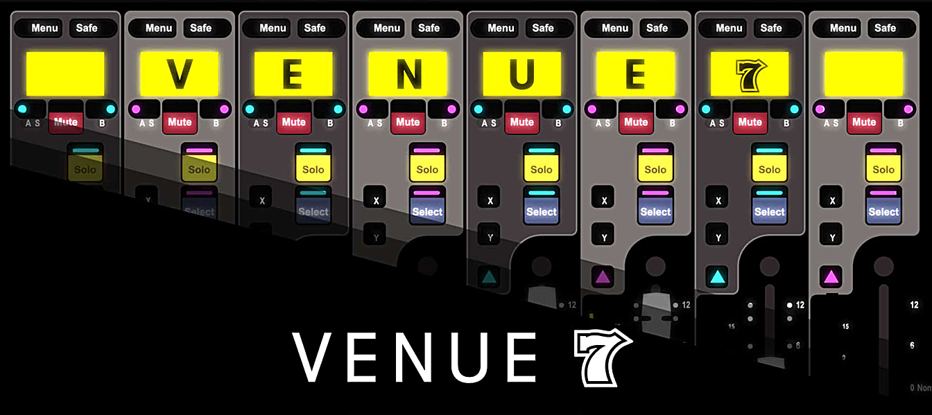 Introducing a host of new features, VENUE 7 is the largest software update since the introduction of the S6L live sound system and offers I/O sharing between three console systems, Milan network connectivity and more
