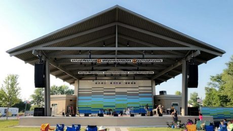 Nickel Plate Dictrict Amphitheater
