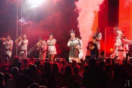 Verka Serduchka & Band (c) Kvartal Concert Agency
