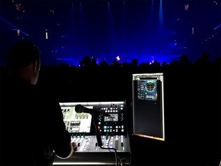 FOH Engineer Philip J. Harvey Uses Waves Plugins and Waves Nx for Lorde's Melodrama World Tour