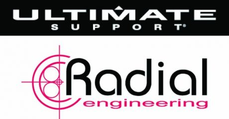 Radial Systems & Ultimate Engineering Logos