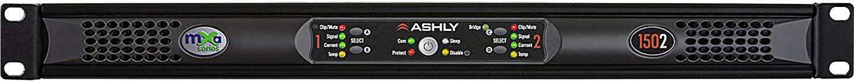 Ashly Audio Now Shipping its mXa-1502 Integrated Mixer Amp