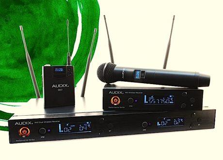 Audix Performance Series Wireless