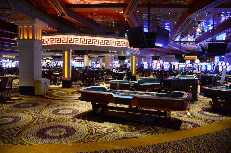 Caesars Windsor's management cited the Ottocanali's stability and sonic quality as being key to the venue's new paging and background music backbone. Photo courtesy Caesars Windsor
