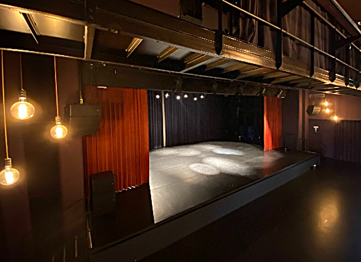 Play AV and Viladco combine to deliver pristine audio to popular Antwerp culture centre, with CODA Audio APS and N-APS.