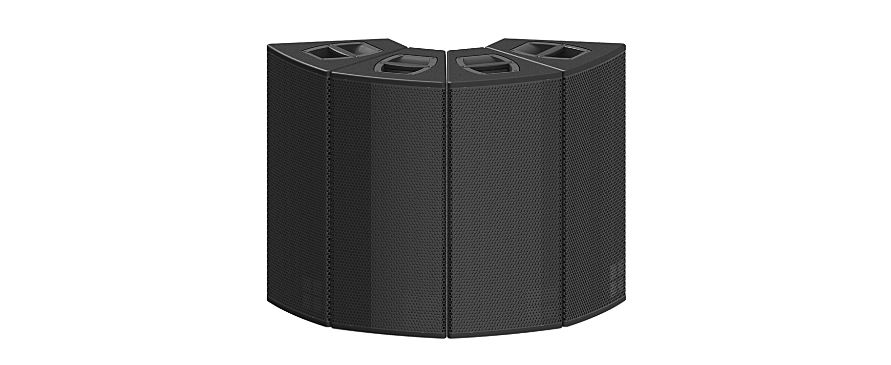 d&b audiotechnik A-Series augmented loudspeaker system