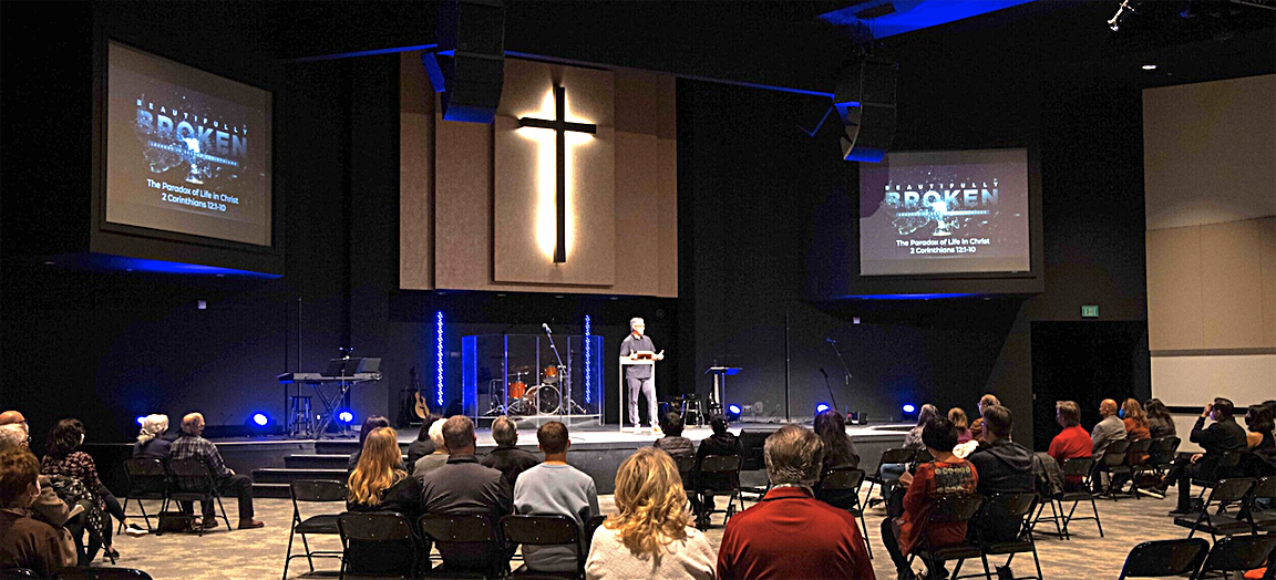 Bay Area Church Chooses d&b A-Series with ArrayProcessing