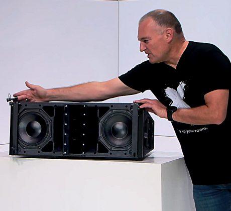 d&b audiotechnik Unveils its XSL Compact Line Arrays
