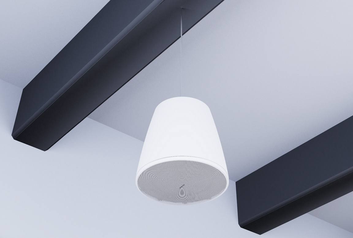 New Pendant Loudspeakers, Including Outdoor Model, Expand Installation Options for System Designers and Installers