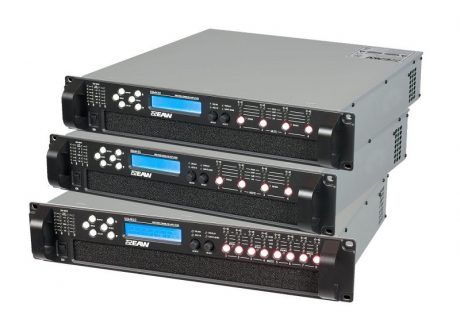 EAW's UX Series is a complete amplifications and processing solution for installation and productions amplifications.
