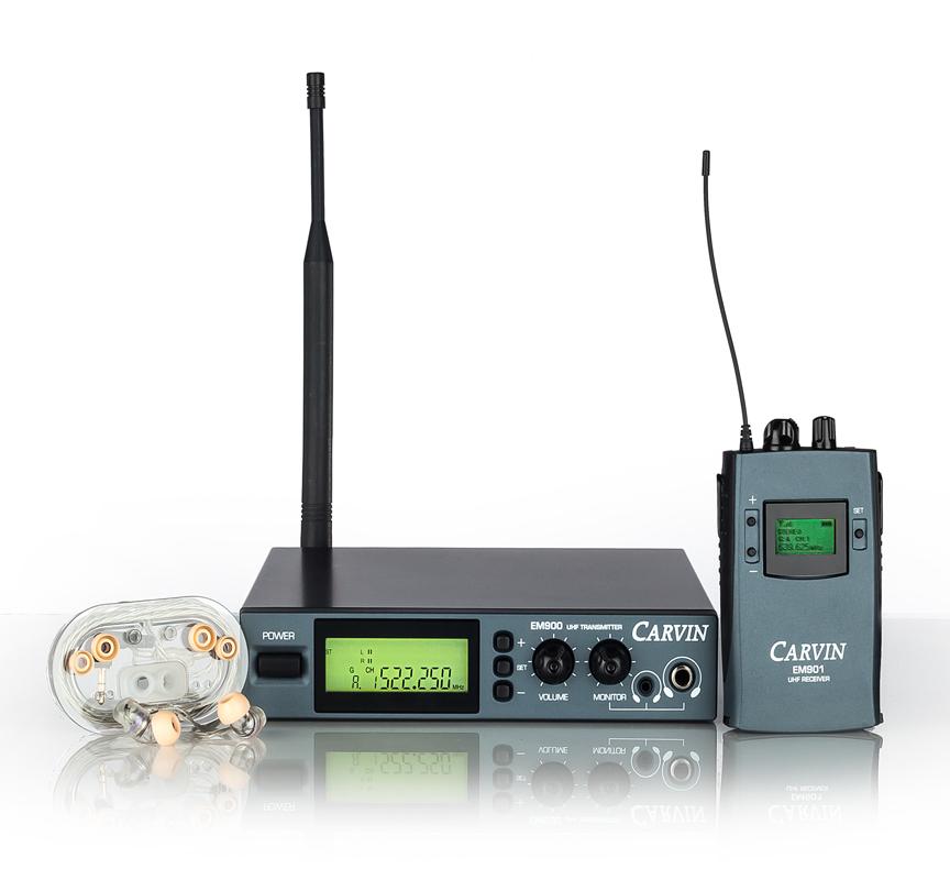 Carvin Audio EM900 IEM System