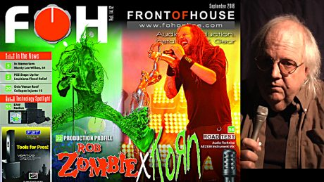 Video of the Week: PREVIEW — September Issue of FRONT of HOUSE
