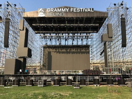 al-class line array system powers Recording Academy's first destination musical festival