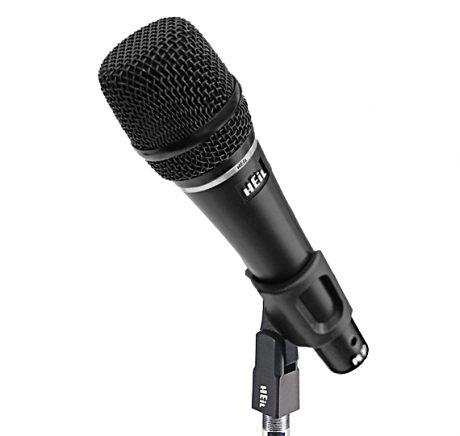 Heil Sound's New PR 37 Vocal Mic