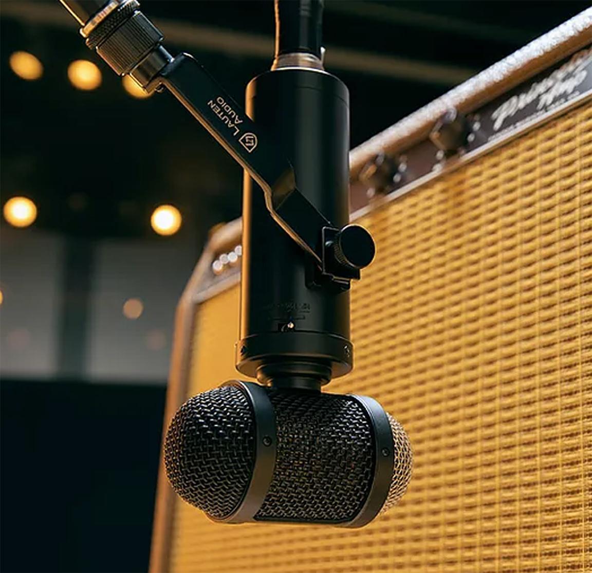 Lauten Audio LS-308 Side-Address Condenser Mic