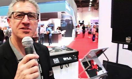 Martin Audio CDD Live Coaxial Speaker Demo
