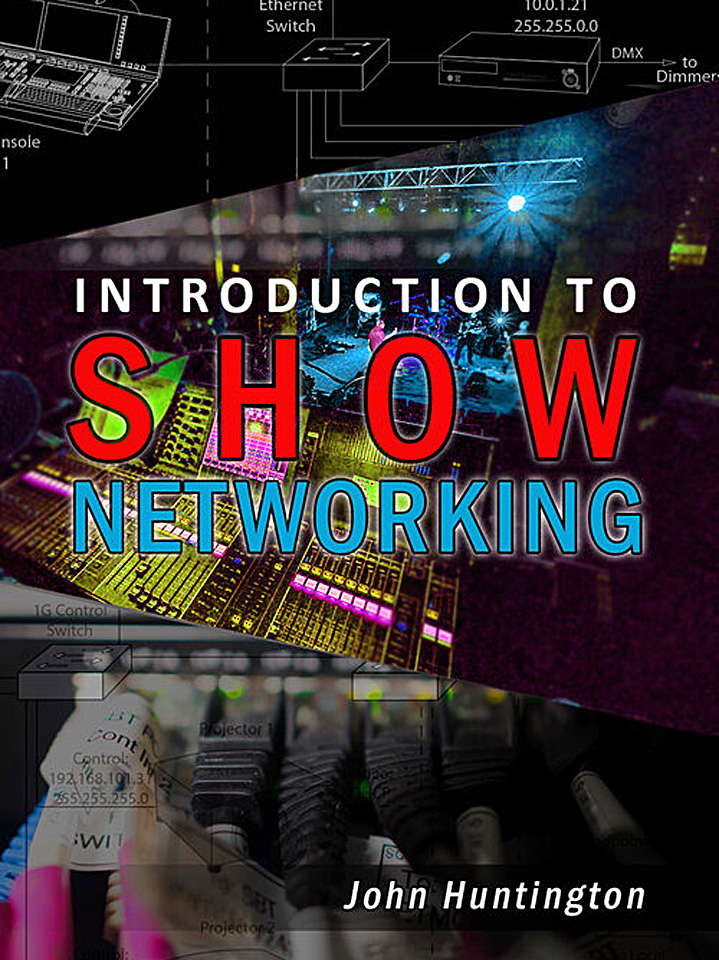 Introduction to Show Networking book
