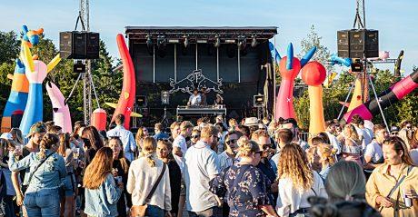Pioneer Pro Audio's XY-3B Rocks Stavernfestivalen
