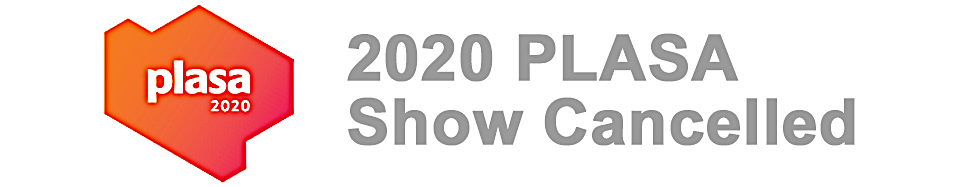 PLASA has cancelled its 2020 show