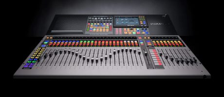 StudioLive 64S is the flagship mixer of the new StudioLive Series III S line