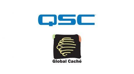 QSC | Global Cache logo