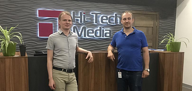 Hi-Tech Media will bring Renkus-Heinz to speakers to Russian market