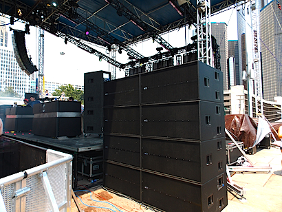 Thunder Audio Expands Inventory with 34 RCF Subs « FOH | Front of