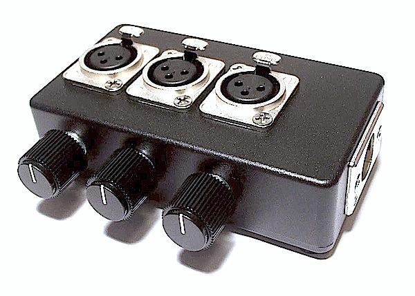 Mini XLR Mixer from AV Lifesavers