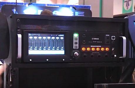 Yamaha TF Rack Console