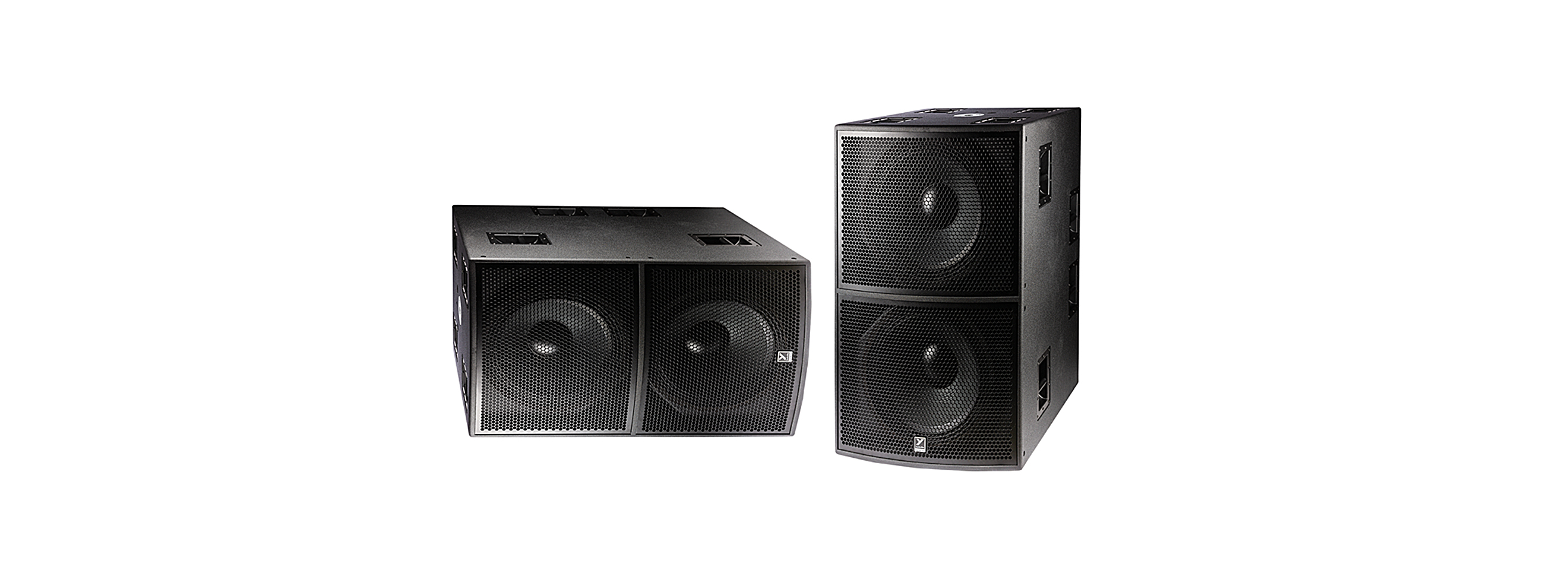 Yorkville Sound's Dual-21 Synergy Series Subwoofer